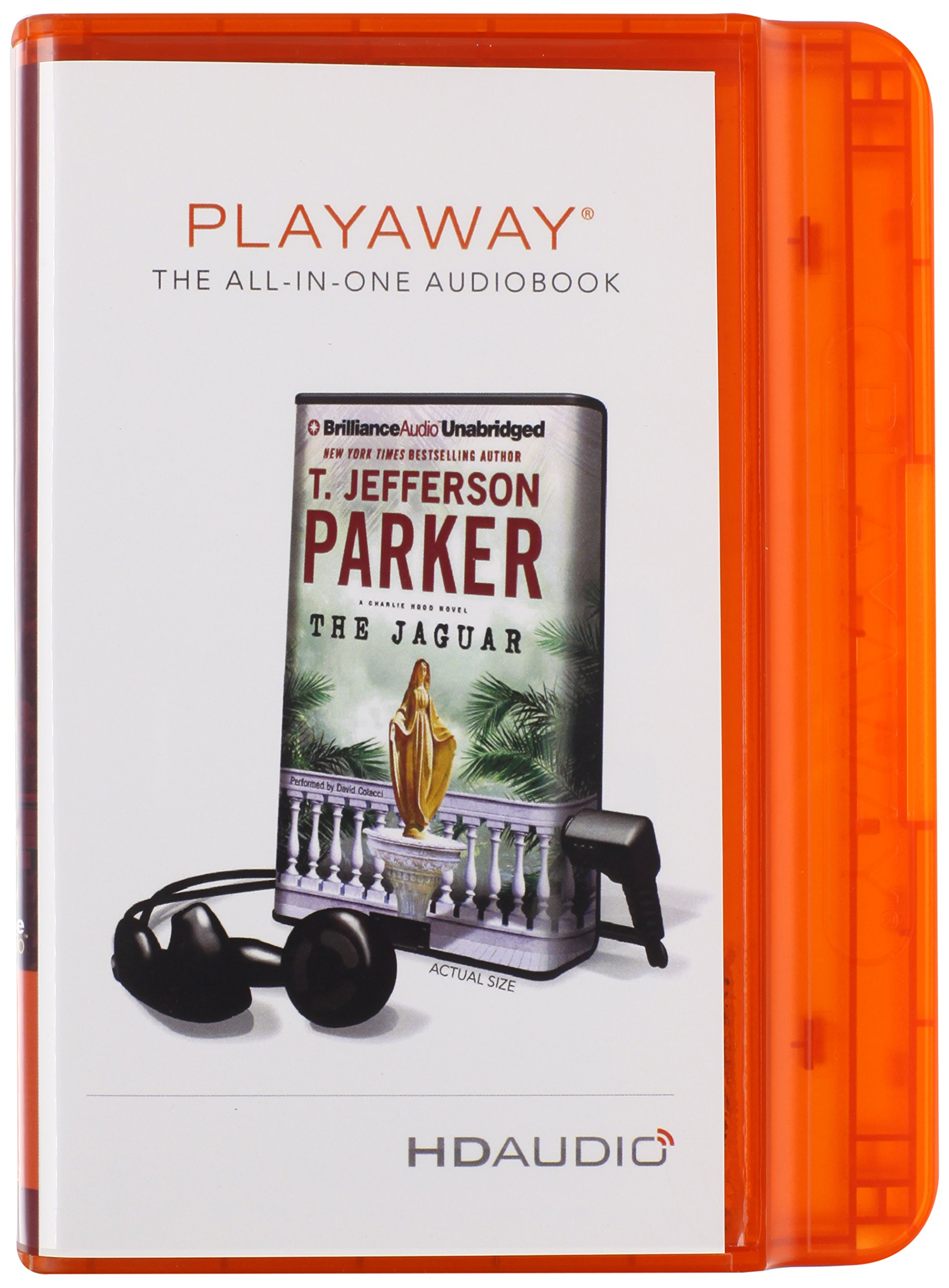 The Jaguar [With Earbuds] (Playaway Adult Fiction): Amazon ...