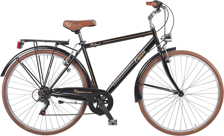 COPPI RMU28206C Bicicleta Retro Steel Hombre: Amazon.es: Deportes ...