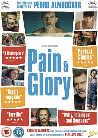 Pain and Glory DVD [2019]