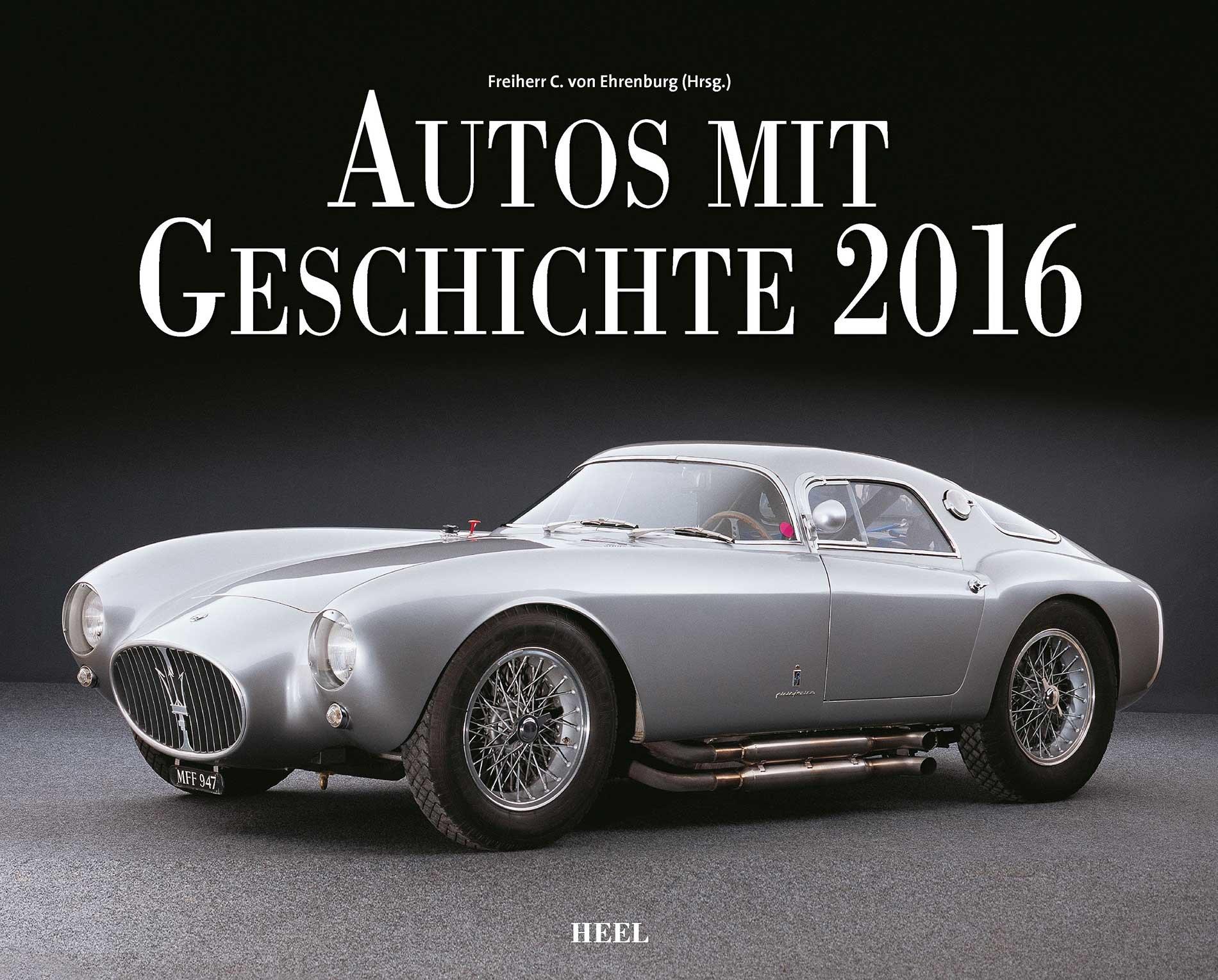 Autos mit Geschichte 2016