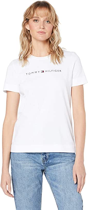 Tommy Hilfiger Women's Essential Printed T-Shirt