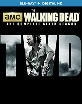 The Walking Dead, Season 6 on Blu-ray