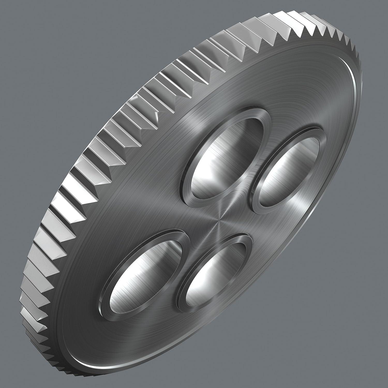 Wera 8004 C Zyklop Switch Slim Ratchet 05004064001 1//2 Drive x 281 mm