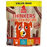 PLATO Dog Treats - Thinkers Chicken Sticks