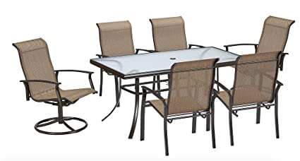 7 Piece Dining Set Perfect For Any Outdoor Dining Set Needs. This Is One Of
