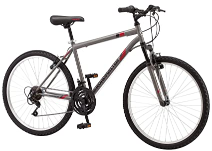 Amazon Com Roadmaster 26 Men S Granite Peak Men S Bike Gray