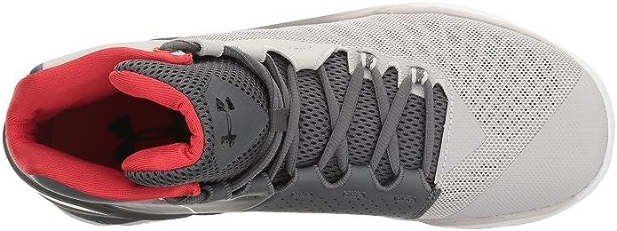 Under Armour Longshot Zapatilla Baloncesto S - 46: Amazon.es: Zapatos y complementos