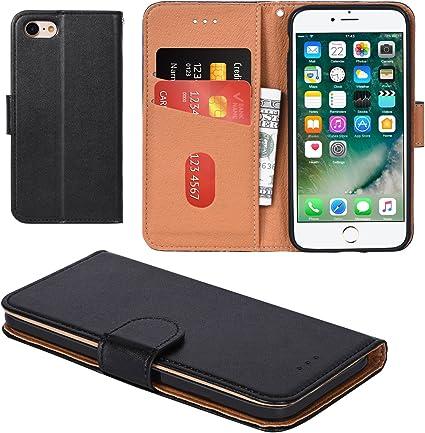 Coque iPhone 7, iPhone 8, Aicoco Flip Cover en cuir, Phone Wallet Case pour Apple iPhone 7/8 (4.7
