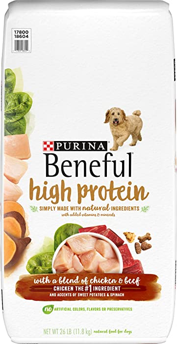 Top 10 Purina Beneful Originals Dry Dog Food