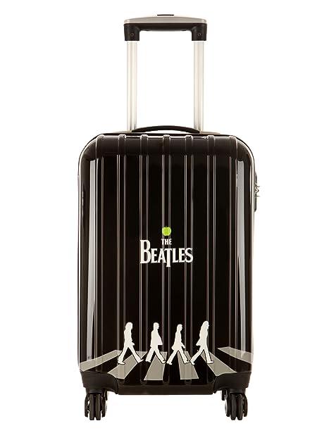 Les Beatles by Platinium Trolley 4 Ruedas Abbey Road Negro: Amazon.es: Zapatos y complementos