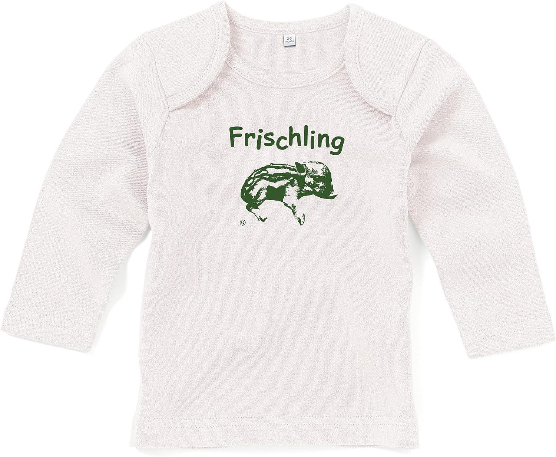 Eidos Baby T-Shirt Frischling Langarm