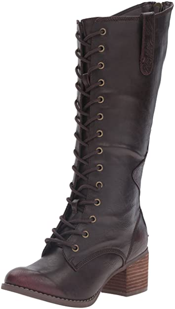 144e6020aa0 Not Rated Women s Joplin Boot Wine 6 ...