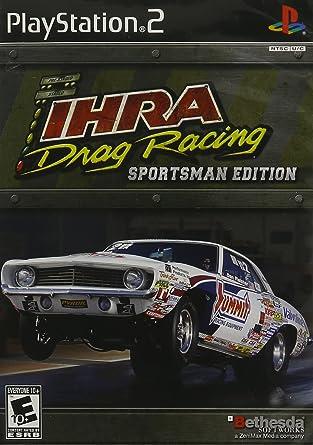 Amazon.com: IHRA Drag Racing Sportsman Edition: Video Games