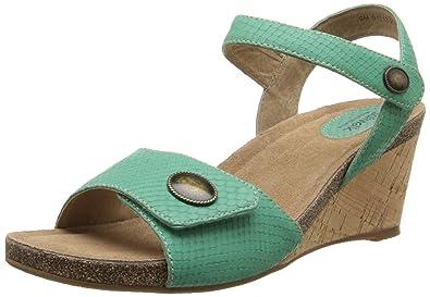 cef91eb0de2ba Softwalk Women's Jordan Wedge Sandal: Amazon.co.uk: Shoes & Bags