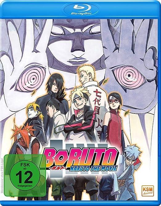 Amazon.com: Boruto - Naruto: The Movie (2015): Movies & TV