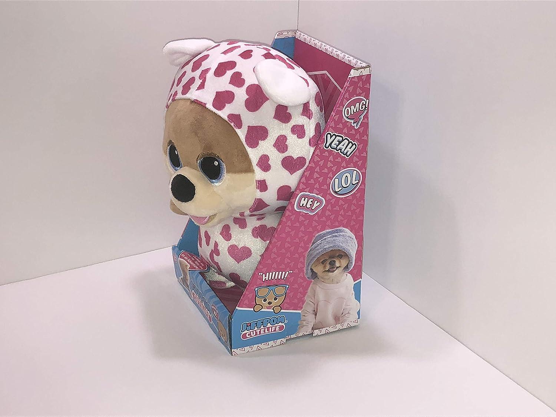 Jiffpom Cutelife Plush Instas Favorite Cutie Pajama Party