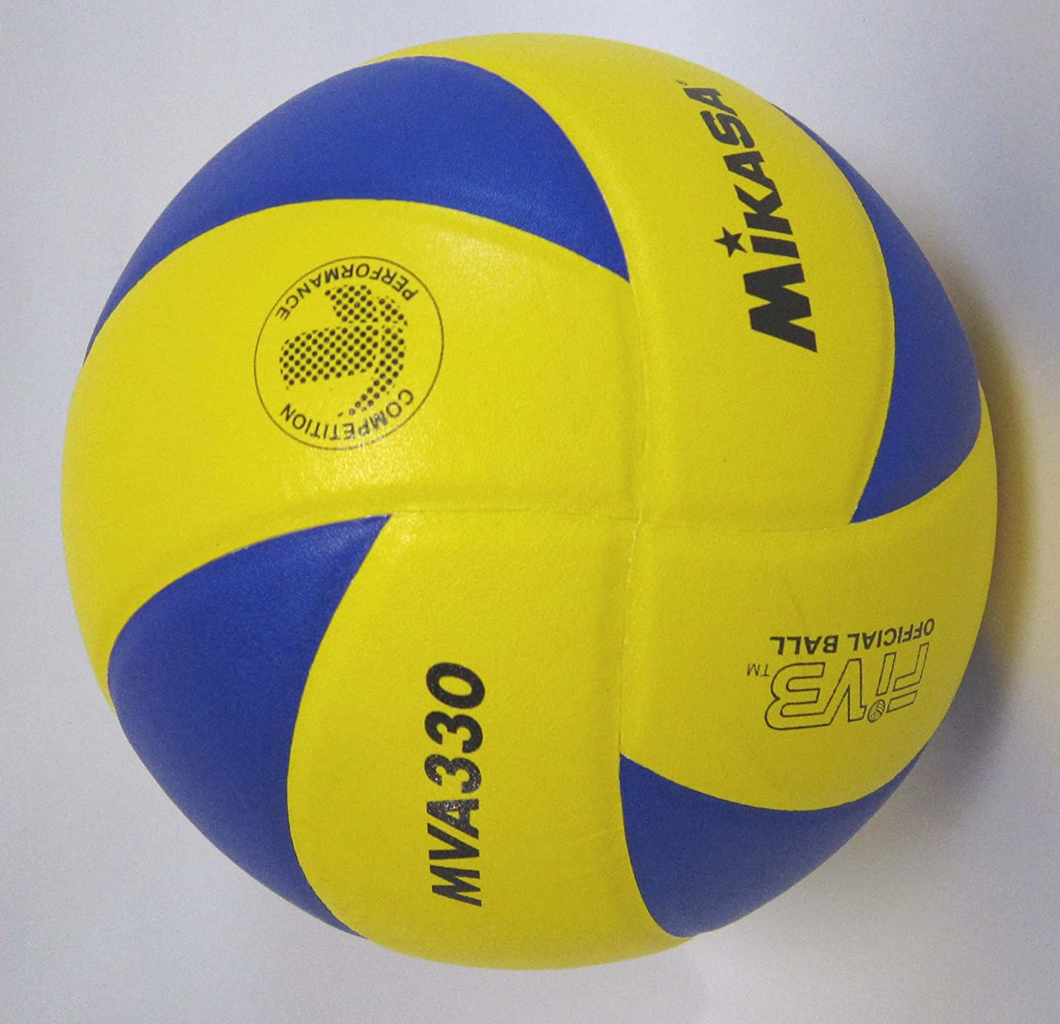 MIKASA 330 volleyball Olympic game training strand ball mva330 FIVB APPROVED