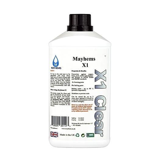 7 opinioni per Mayhems- Liquide de Protection X1 Transparent 1 litre