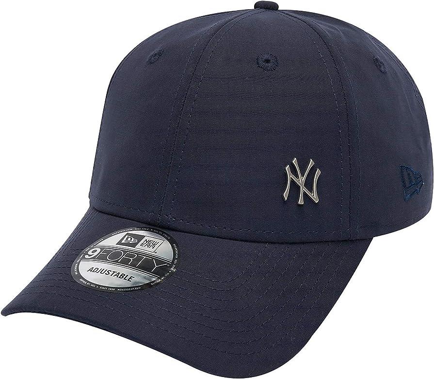 New Era MLB Flawless Logo Gorra, Hombre, Azul Marino, Talla Única ...