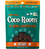 Coco-Roons Original Gluten Free Superfood Cookie, Brownie, 6 Count