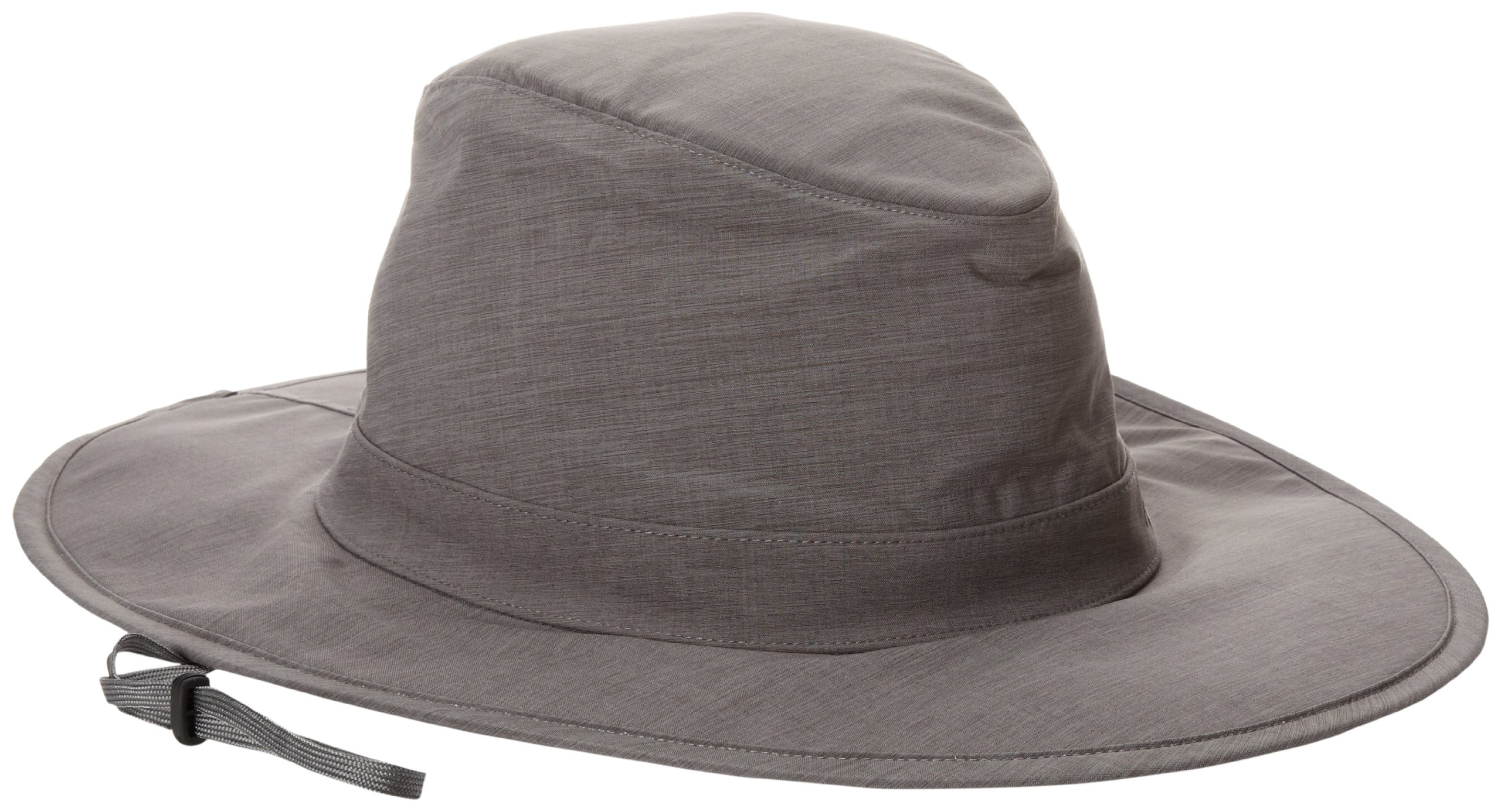 Outdoor Research Olympia Rain Hat, Pewter, Large