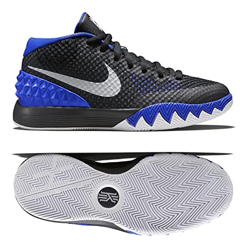 new product f6b47 df417 Nike Kyrie 1 (GS) Brotherhood 717219-400 Lyon Blue/Silver ...