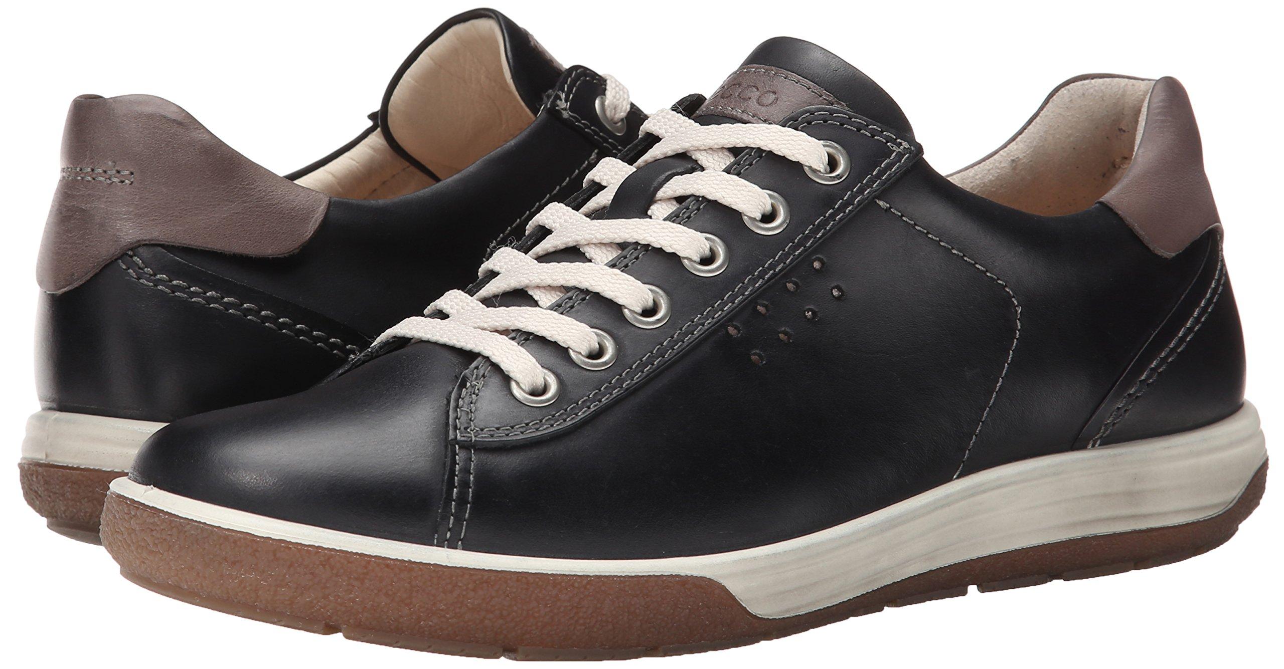 Ecco Footwear Womens Chase II Lace Shoe, Black, 39 EU/8-8.5 M US by ECCO (Image #6)