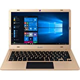 I-Life Zed Air Lite Slim Light Weight 11.6 inches LCD Laptop Intel CHT8350 1.92 GHz, 2 GB RAM, 0 GB eMMC, Windows 10 Home - Gold