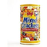 Hapi Mixed Crackers 6 oz each (1 Item Per Order)