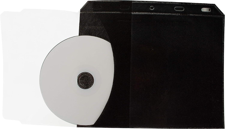 Kronenberg Cd Dvd Blu Ray Hüllen Pro Ordner Sleeves Computer Zubehör