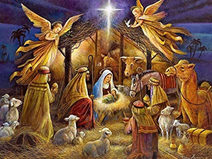 Image result for Nativity scenes