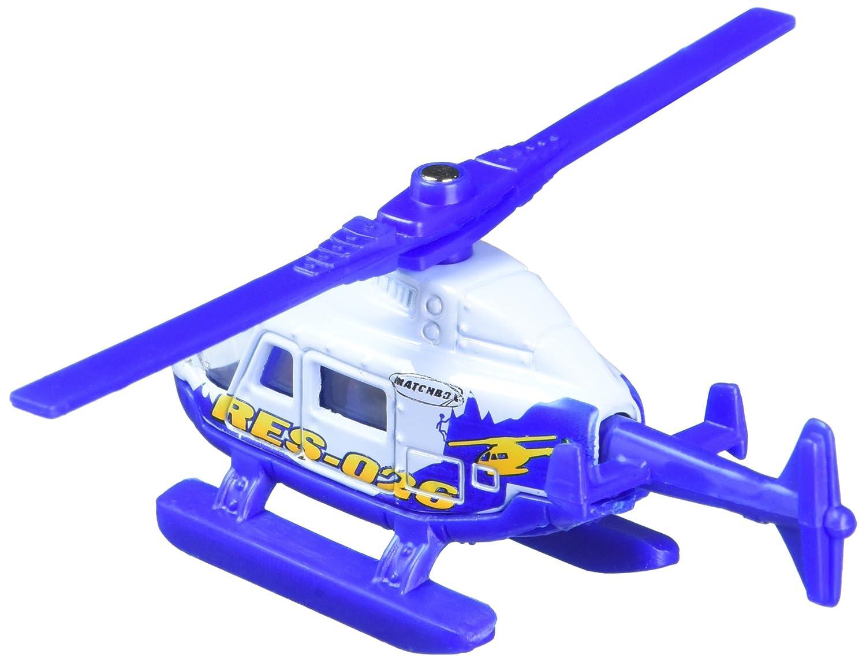 Team Tundra Mattel Matchbox 2001 Herocopter #10