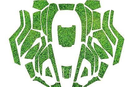 Myhusqvarna Decal Set For Automower 330x430x Grass