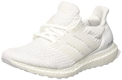 adidas Ultra Boost Running Shoes - 8 - White