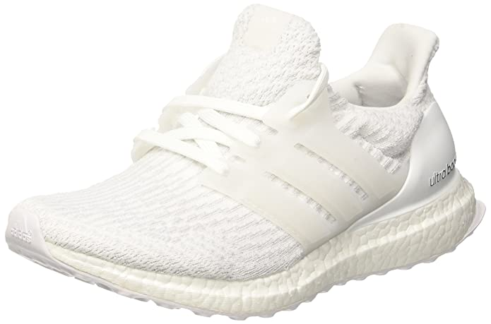 88a7ba23f2b49 Adidas Men s Ultraboost Ftwwht and Crywht Running Shoes - 10 UK India  (44.67 EU)  Buy Online at Low Prices in India - Amazon.in