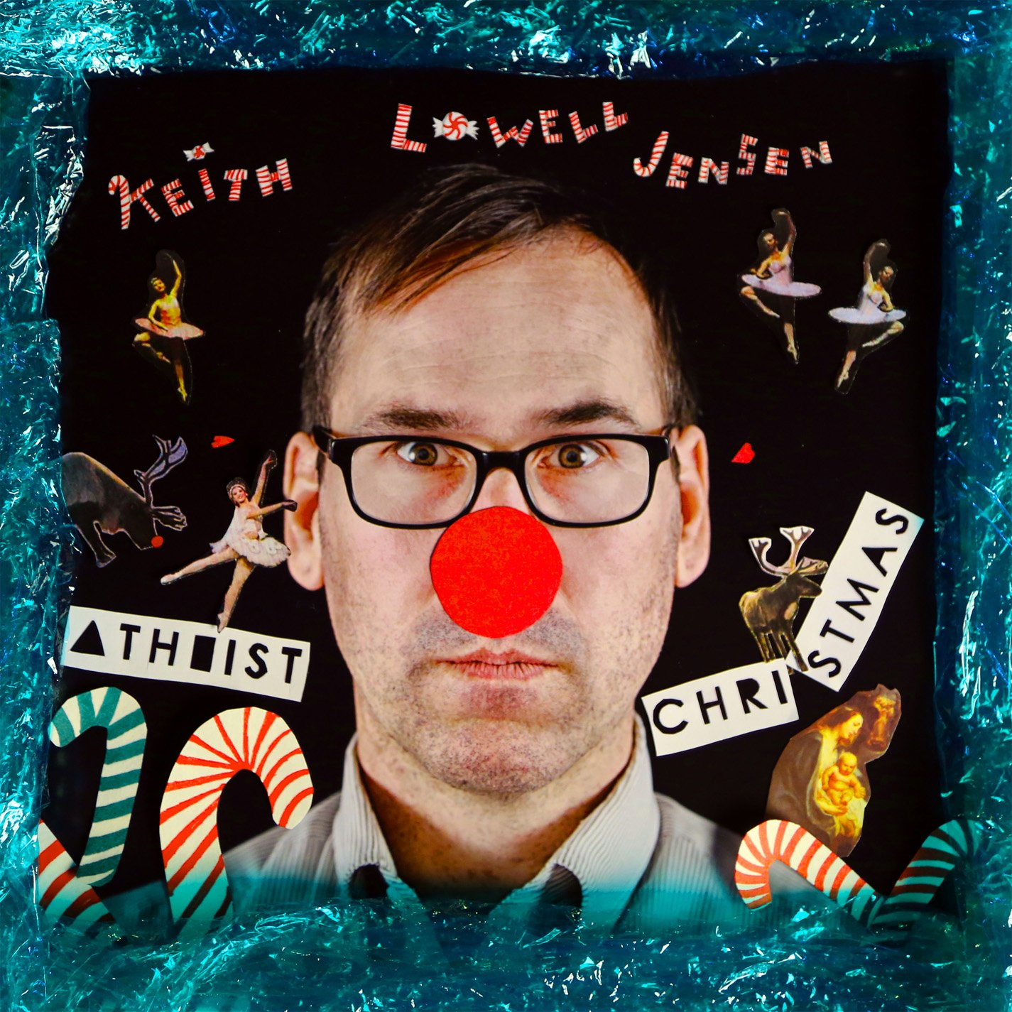 Keith Lowell Jensen - Atheist Christmas (CD with DVD) - Amazon.com Music