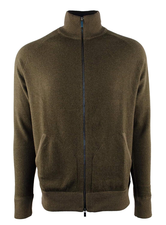 14804fa7e3d Polo Ralph Lauren Men s Merino Wool Full Zip Mock Neck Sweater at Amazon  Men s Clothing store