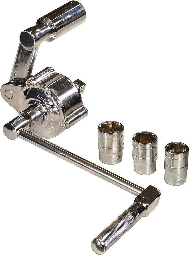 Pro Lift Montagetechnik 1 2 Drehmomentverstärker Übersetzung 1 16 31005trx 01400 Baumarkt