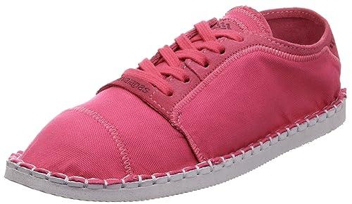 Havaianas Origine Sneaker, Alpargatas para Mujer, Rosa (Fucsia), 38 EU (