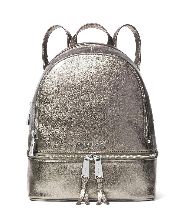 c76e432c97c9 Rhea Medium Leather Backpack Michael Kors – Patmo Technologies Limited
