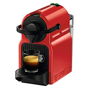 Nespresso Inissia Original Espresso Machine by Breville, Red
