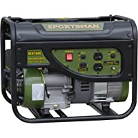 Sportsman 801309 2000 Watt Gasoline Portable Generator (Black)