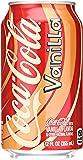 Coca-Cola Vanilla Drink, 12 Fluid Ounce (Pack of 12)