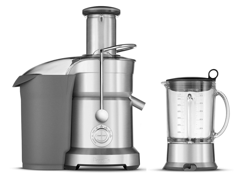 Breville BJB840XL Juice and Blend Dual-Purpose Juicer and Blender