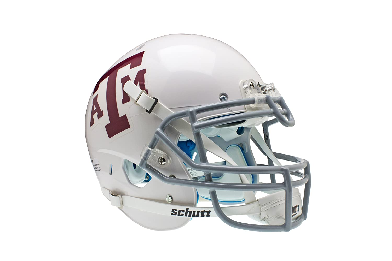 Schutt NCAA Texas A/&M Aggies On-Field Authentic XP Football Helmet