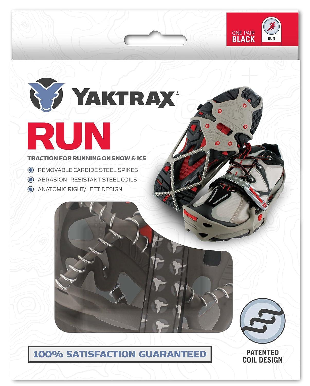 Yaktrax Run Ice Traction Device YAKA2