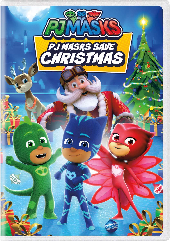 PJ Masks: PJ Masks Save Christmas [USA] [DVD]: Amazon.es ...