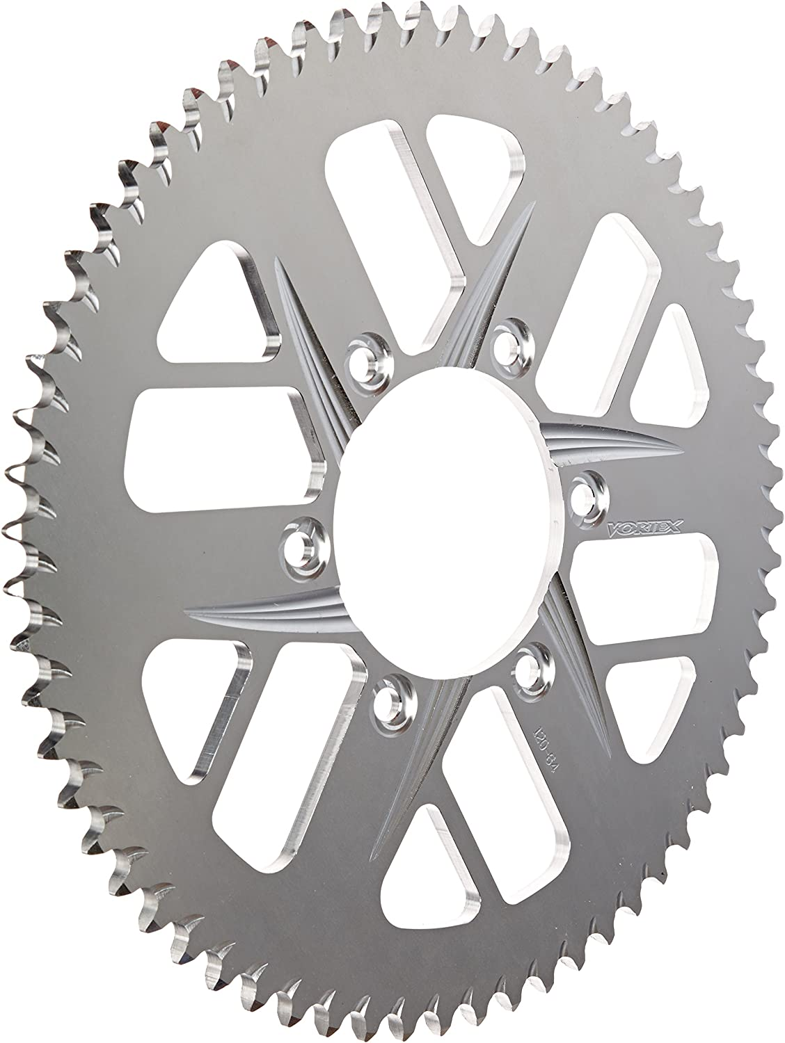 Vortex 120A-64 Silver 64-Tooth Rear Sprocket