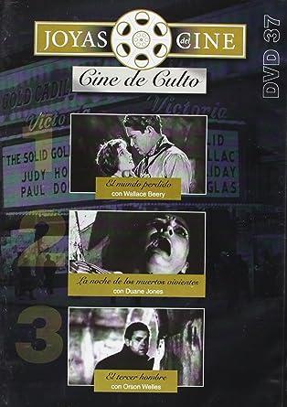 El Mundo Perdido (The Lost World) (1925) / La Noche De Los