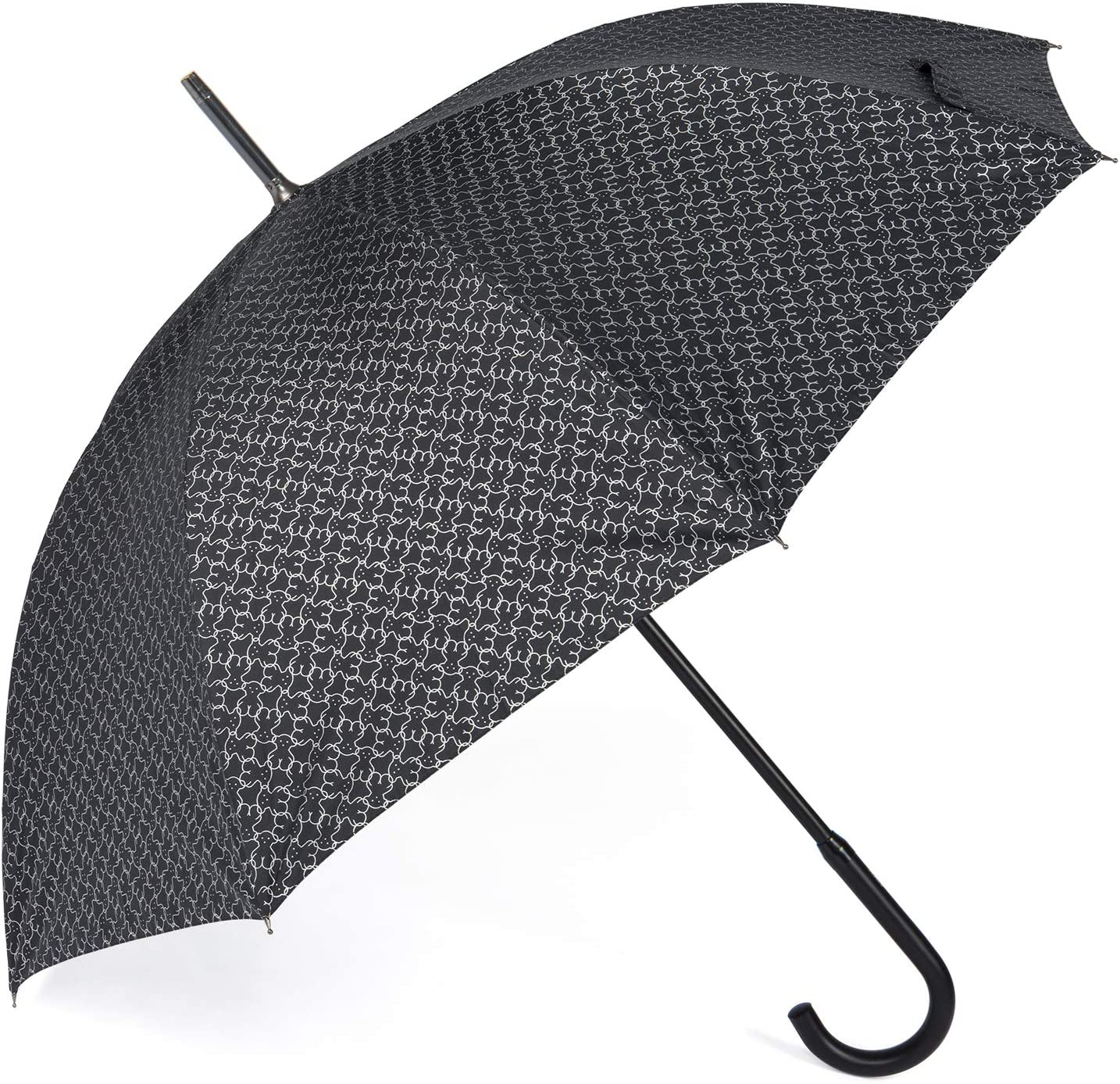 Paraguas Tous grande Milosos negro: Amazon.es: Equipaje